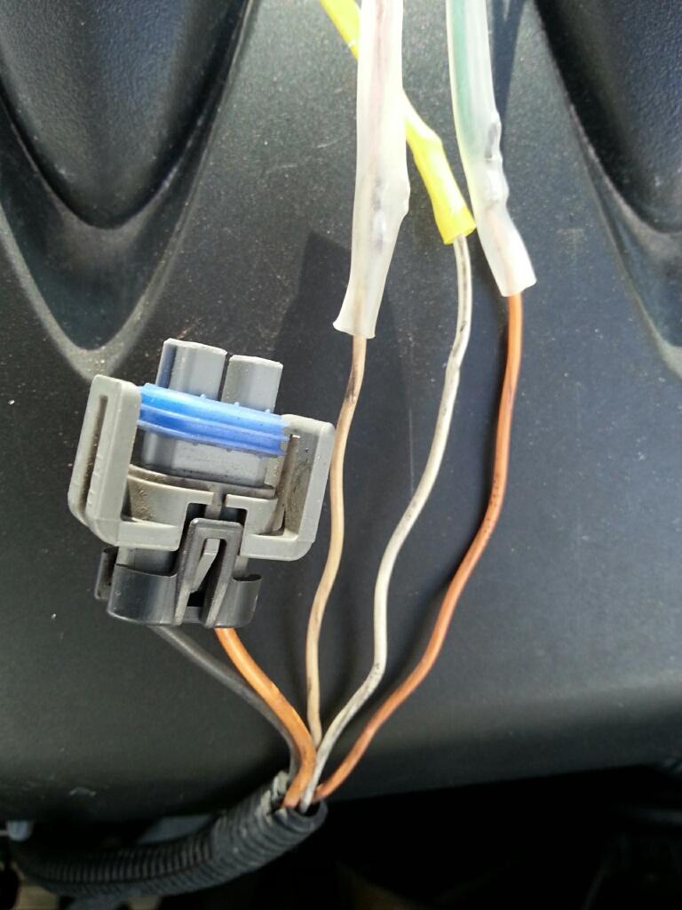 Stecker Drucksensor Klimaanlage